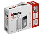 Deurintercom-set BTICINO audio-kit